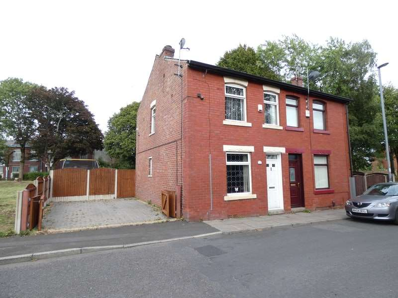 2 Bedrooms Semi Detached House for sale in Coomassie Street, Heywood, Greater Manchester, OL10