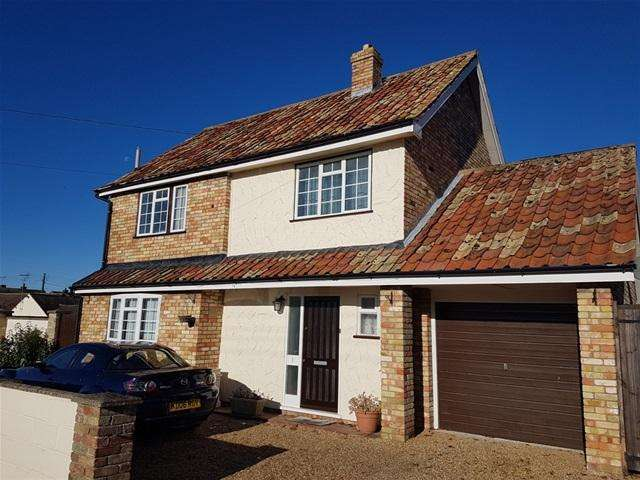 3 Bedrooms Detached House for sale in Broom Road, Lakenheath