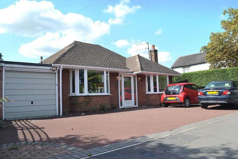 4 Bedrooms Bungalow for sale in EASTWOOD DRIVE, LITTLEOVER