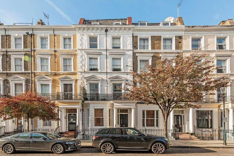 2 Bedrooms Flat for sale in Collingham Place, Earls Court