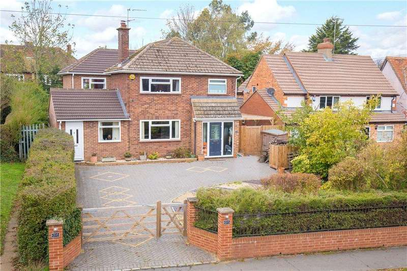 5 Bedrooms Detached House for sale in Aylesbury Road, Wing, Leighton Buzzard, Buckinghamshire