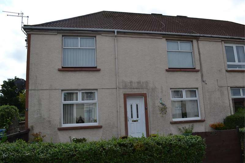 2 Bedrooms Flat for sale in 8 Christie Gardens, SALTCOATS, KA21 5NQ