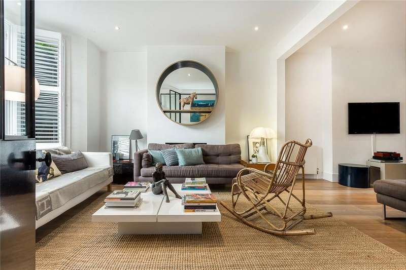 5 Bedrooms Terraced House for sale in Dewhurst Road, Brook Green, London, W14