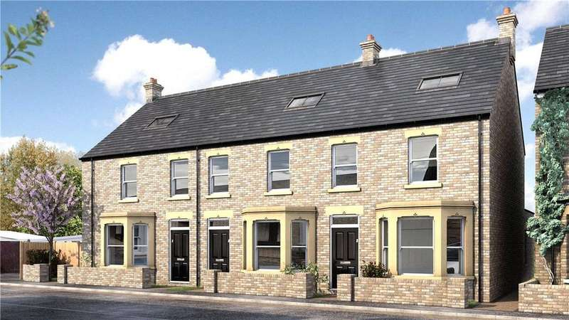 3 Bedrooms Terraced House for sale in George Street, Cambridge, Cambridgeshire, CB4