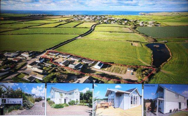 4 Bedrooms Detached House for sale in Constantine Bay