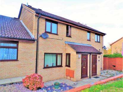 3 Bedrooms Terraced House for sale in Blackthorn Drive, Anstey Heights, Leicester