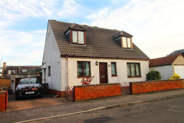 3 Bedrooms Detached Bungalow for sale in Chapel Street, Firth Of Forth, Fife, KY8 1JN