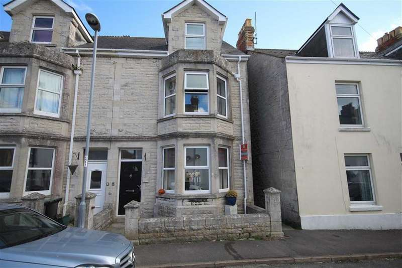 5 Bedrooms Semi Detached House for sale in New Street, Portland, Dorset