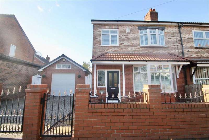 3 Bedrooms Semi Detached House for sale in Stott Road, Swinton