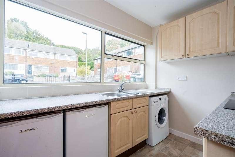 3 Bedrooms Terraced House for sale in Vesper Gate Mount, Leeds