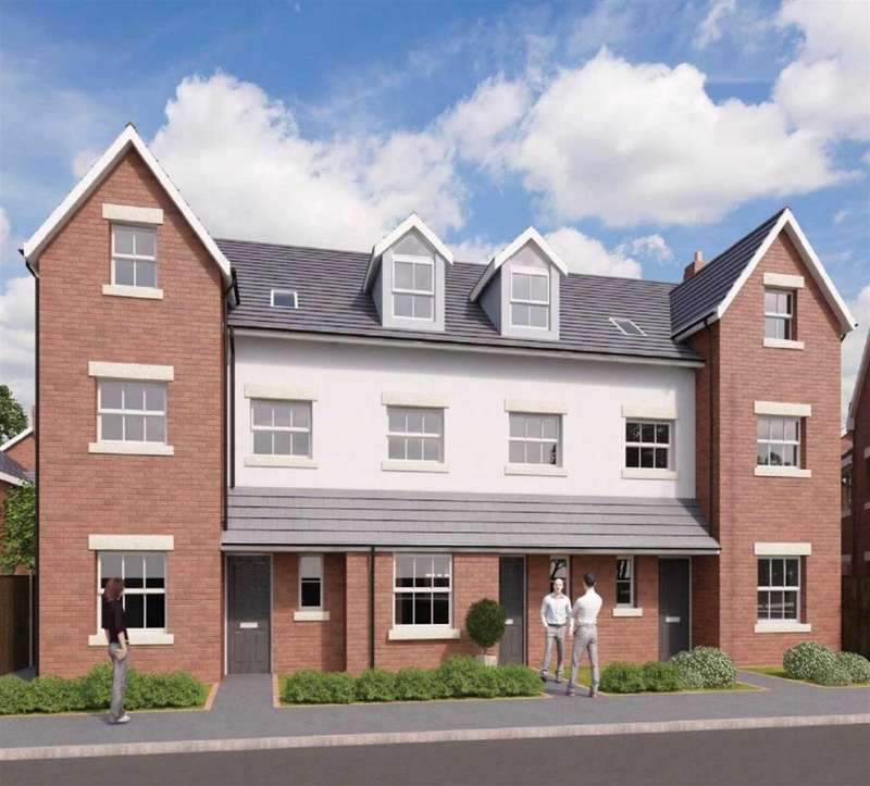 3 Bedrooms Semi Detached House for sale in The Buckenham, The Pavilions, Gresford
