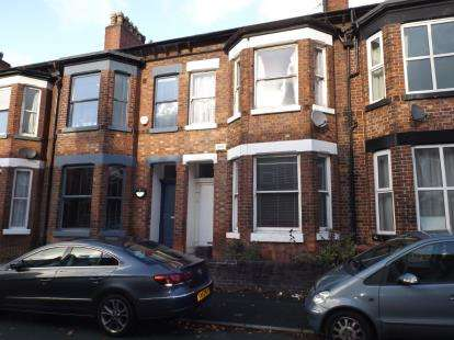 5 Bedrooms Terraced House for sale in Furness Road, Manchester, Greater Manchester, Uk