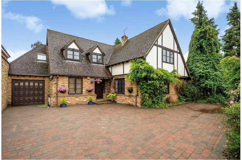 5 Bedrooms Detached House for sale in The Avenue, Wraysbury, TW19