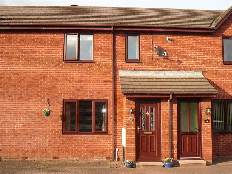 3 Bedrooms Terraced House for sale in CA11 9ES Castletown Drive, Penrith, Cumbria
