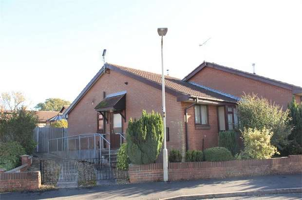2 Bedrooms Semi Detached Bungalow for sale in Lutterworth