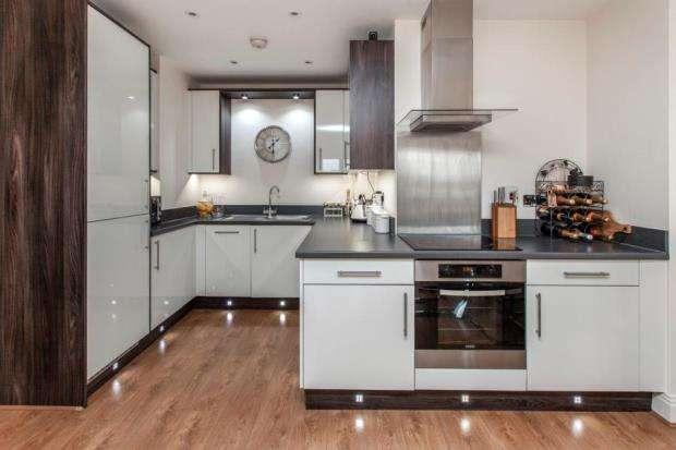 2 Bedrooms Flat for sale in 4 Heron Way, Maidenhead, Berkshire