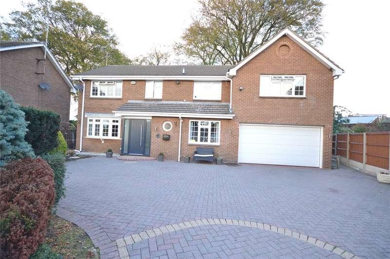 5 Bedrooms Detached House for sale in Druids Park, Calderstones, Liverpool, L18
