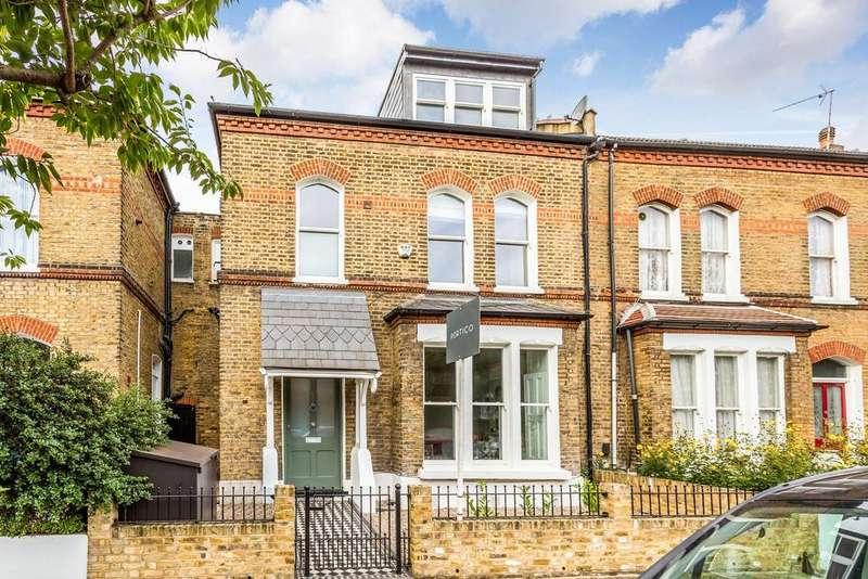 5 Bedrooms Semi Detached House for sale in Finsbury Park Road, Highbury, N4