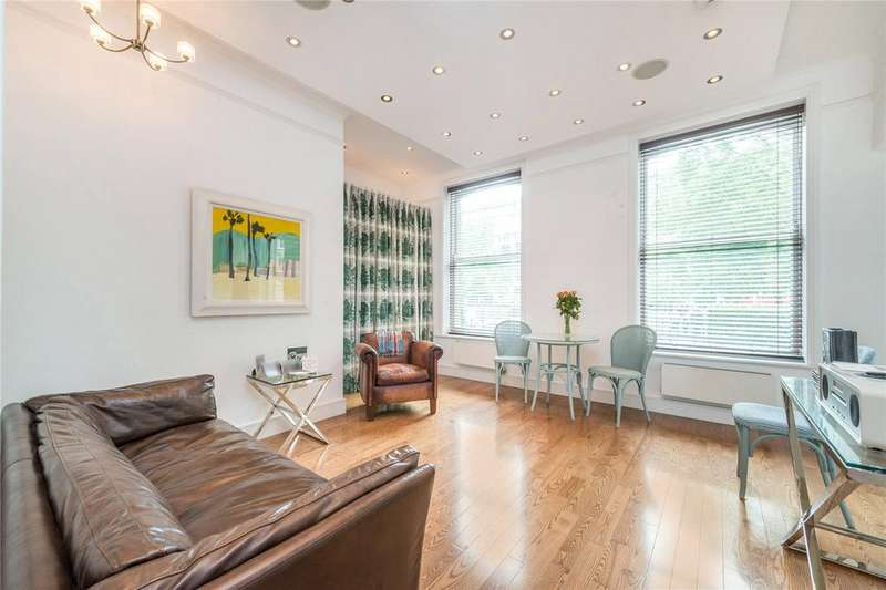 1 Bedroom Flat for sale in Bloomsbury Square, Bloomsbury, Covent Garden, London