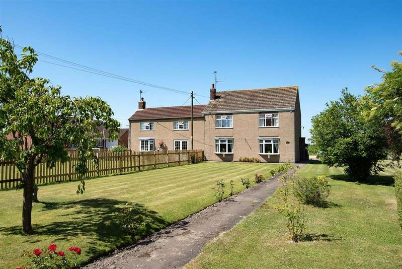 3 Bedrooms Semi Detached House for sale in Main Road, New Bolingbroke, Boston