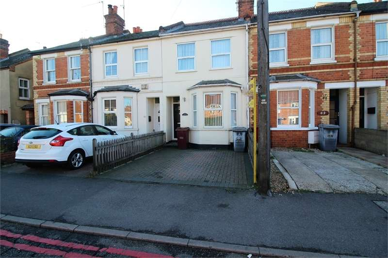 3 Bedrooms Terraced House for sale in Norcot Road, Tilehurst, READING, Berkshire