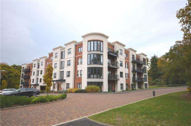 2 Bedrooms Apartment Flat for sale in Kings Quarter, London Road, Binfield