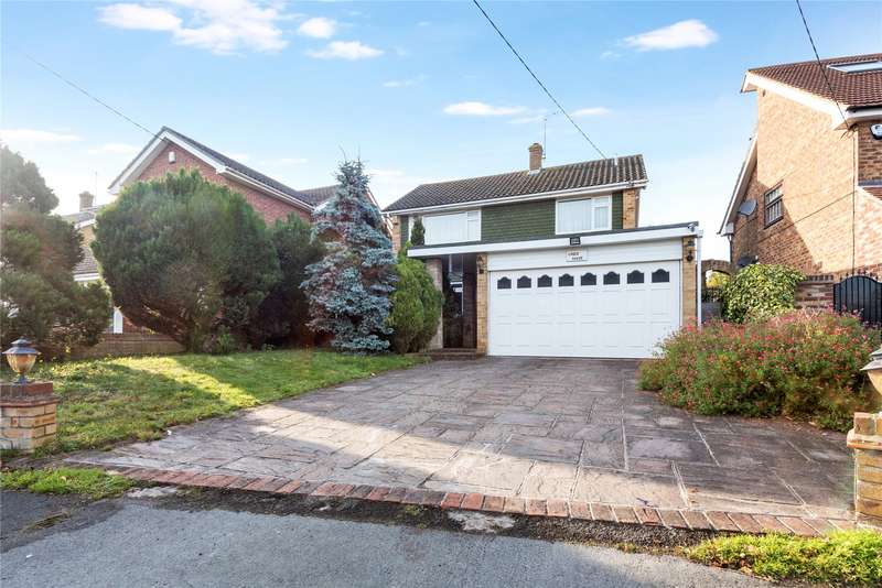 4 Bedrooms Detached House for sale in Tysea Hill, Stapleford Abbotts, Romford, Essex, RM4