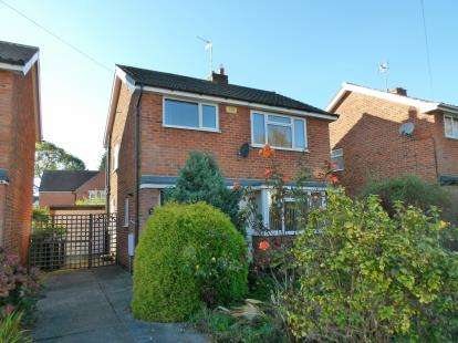 3 Bedrooms Detached House for sale in Orchard Close, Radcliffe On Trent, Nottingham, Nottinghamshire