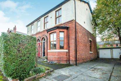 3 Bedrooms Semi Detached House for sale in Rose Terrace, Ashton-On-Ribble, Preston, Lancashire