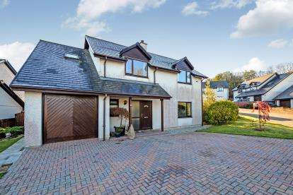 4 Bedrooms Detached House for sale in Carloggas, St. Columb, Cornwall