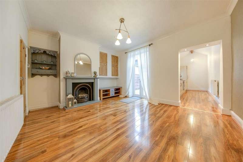 3 Bedrooms End Of Terrace House for sale in Plantation Street, Rawtenstall, Rossendale