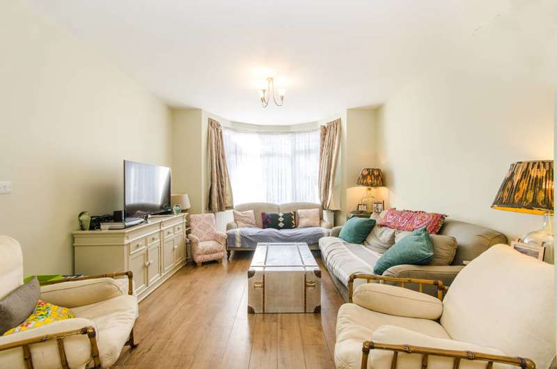 3 Bedrooms Terraced House for sale in College Road, Kensal Green, NW10