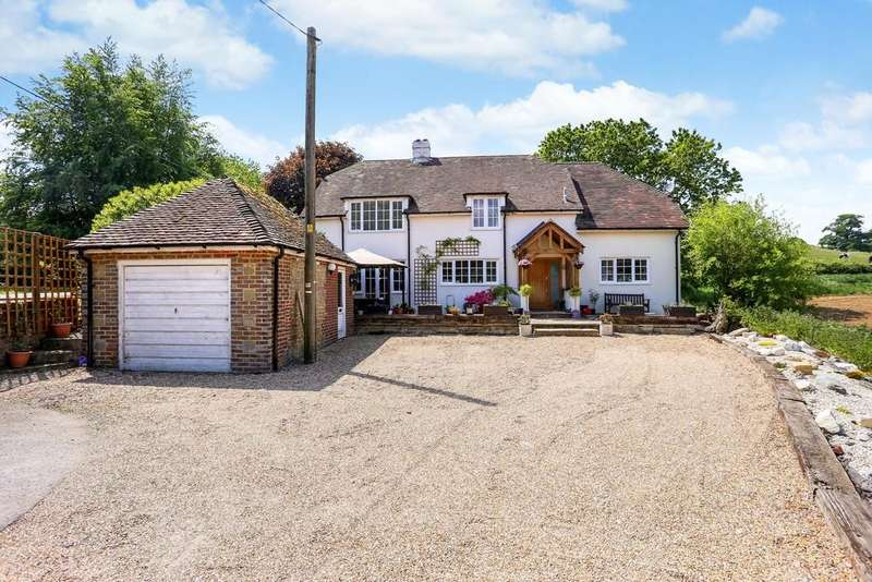 5 Bedrooms Detached House for sale in Rogate, Petersfield