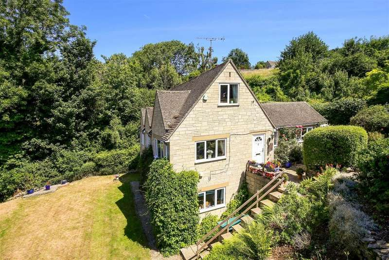 4 Bedrooms Detached House for sale in St. Chloe, Amberley, Stroud