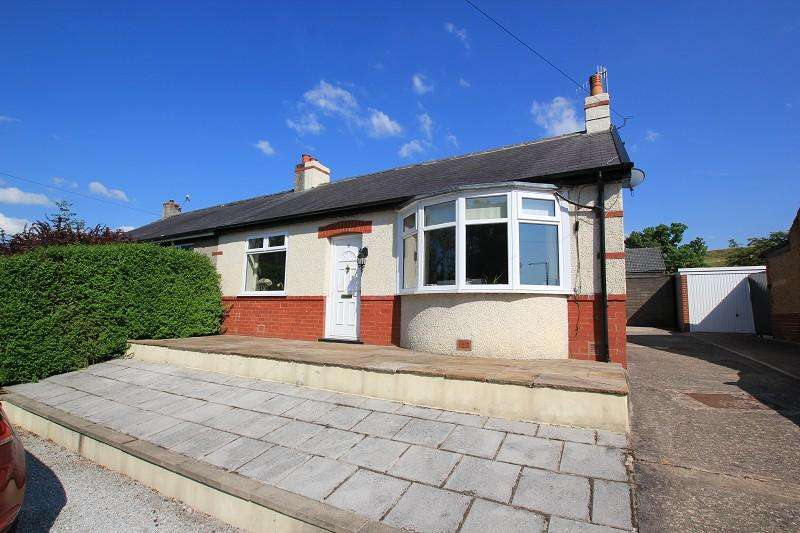 2 Bedrooms Semi Detached Bungalow for sale in Whalley Road, Langho, Lancashire. BB6 8EJ