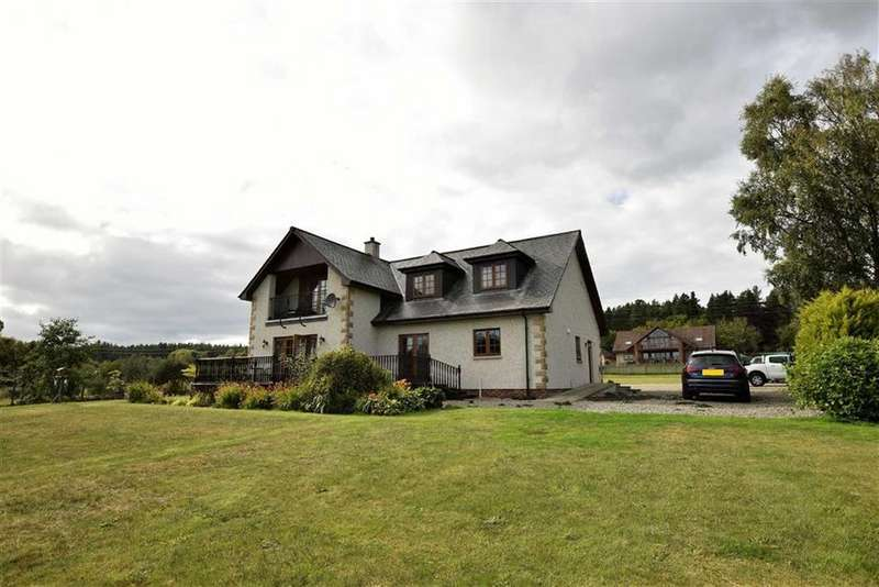 4 Bedrooms Detached House for sale in Lamington