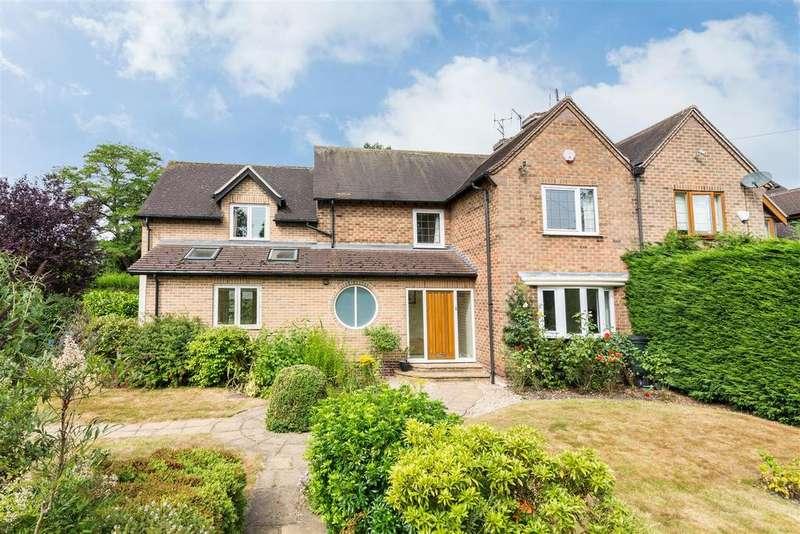 4 Bedrooms Semi Detached House for sale in Loughborough Road, Ruddington, Nottingham