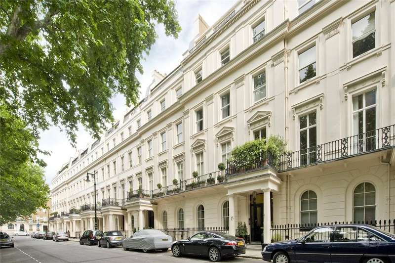 3 Bedrooms Maisonette Flat for sale in Eaton Square, Belgravia, London, SW1W