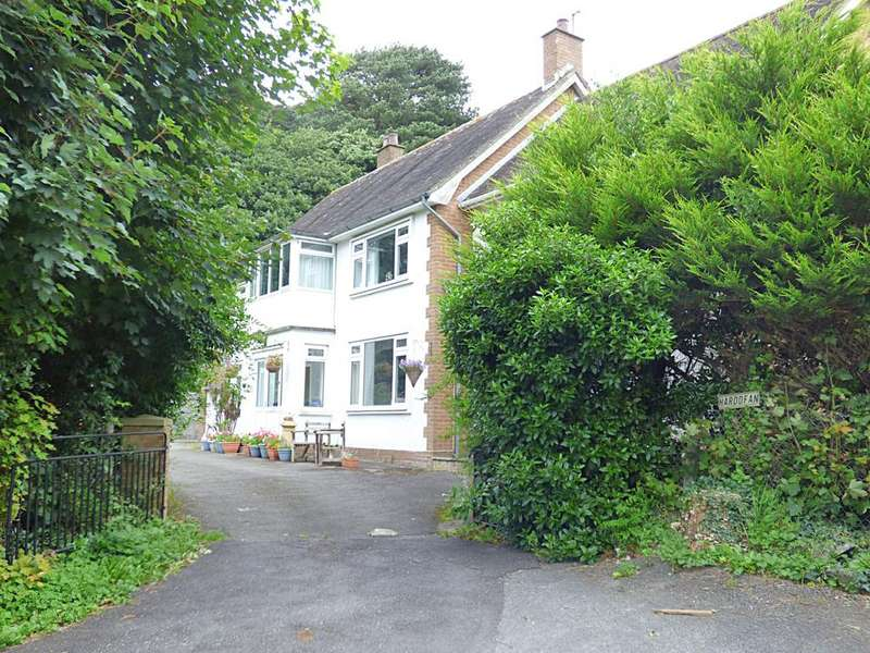6 Bedrooms Detached House for sale in Rhydyfelin, , SY23