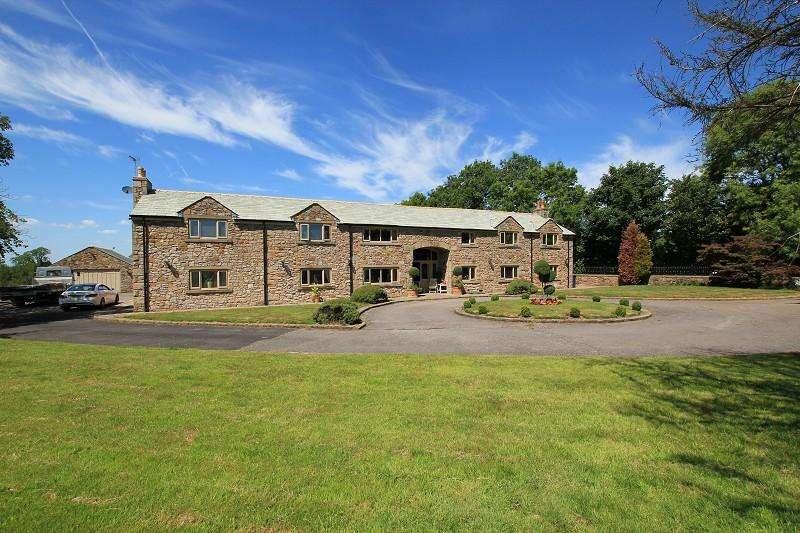 6 Bedrooms Detached House for sale in Osbaldeston Lane, Osbaldeston, Blackburn, Lancashire. BB2 7LZ