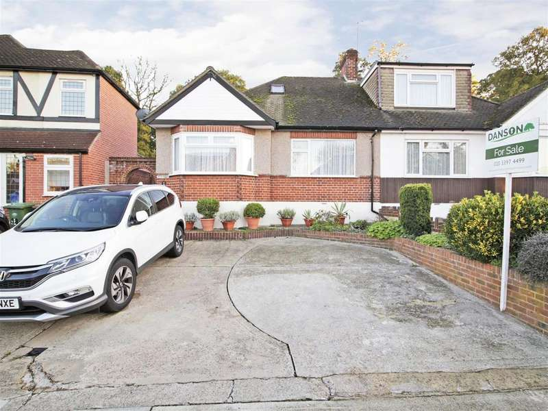 4 Bedrooms Semi Detached Bungalow for sale in Roseacre Road, Welling