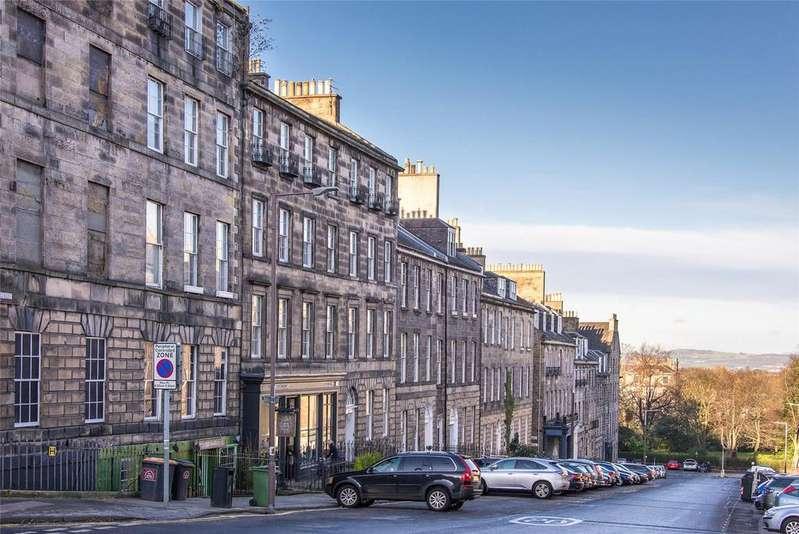 3 Bedrooms Apartment Flat for sale in Dublin Street, Edinburgh, Midlothian