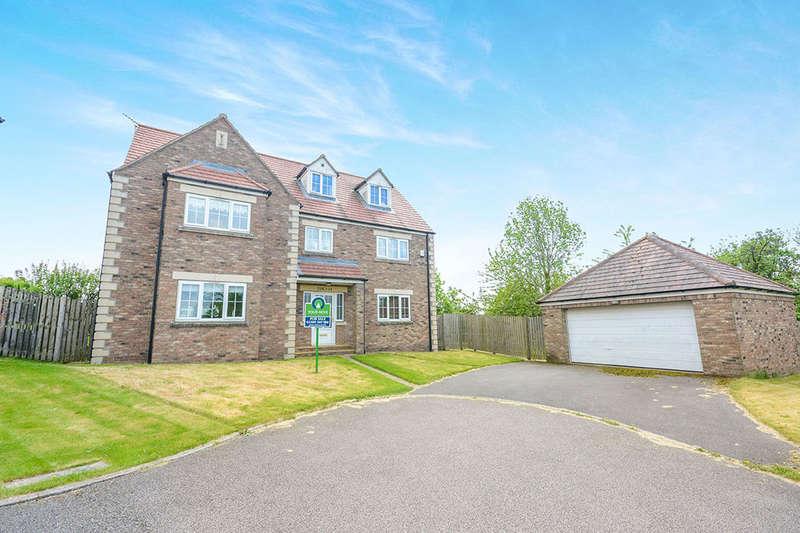 6 Bedrooms Detached House for sale in The Haven, Kiveton Park Station, Sheffield, S26