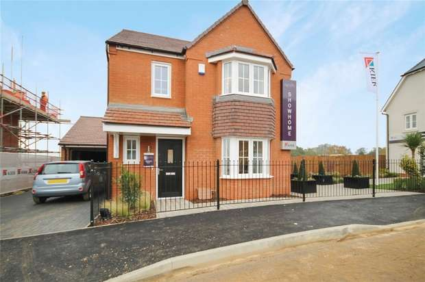 3 Bedrooms Detached House for sale in The Campton, Manor House Park, Great Ouse Way, Biddenham, Bedford