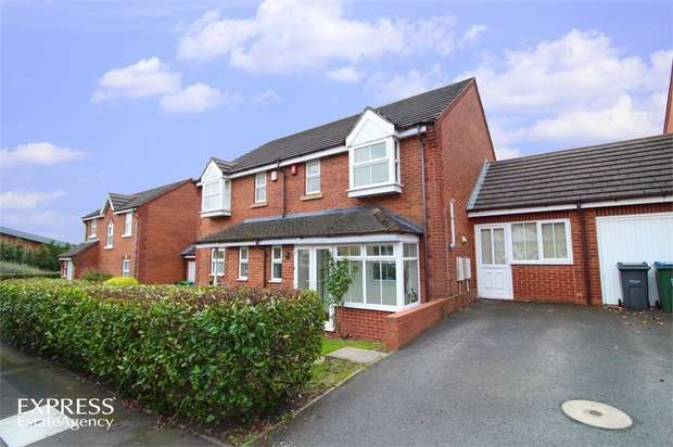 3 Bedrooms Semi Detached House for sale in Arthur Harris Close, Smethwick, West Midlands