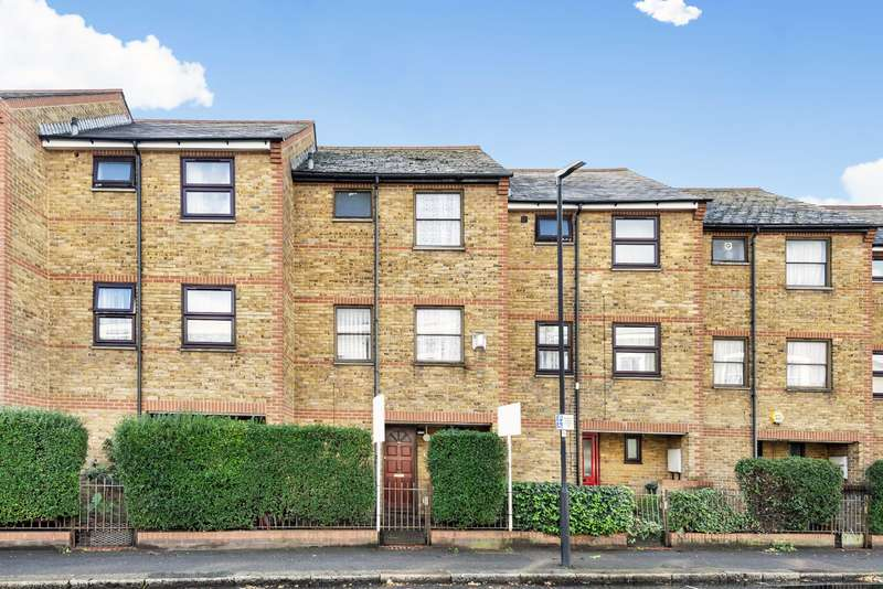 4 Bedrooms House for sale in Langton Road, Stockwell, SW9