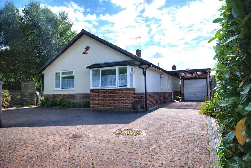 4 Bedrooms Detached House for sale in Blackwater Grove, Alderholt, Fordingbridge, Hampshire, SP6