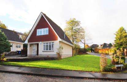 3 Bedrooms Detached House for sale in Crosbie Woods, Paisley, Renfrewshire