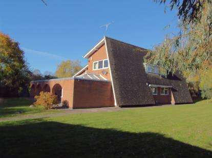 4 Bedrooms Detached House for sale in Craighill Road, Knighton, Leicester, Leicestershire