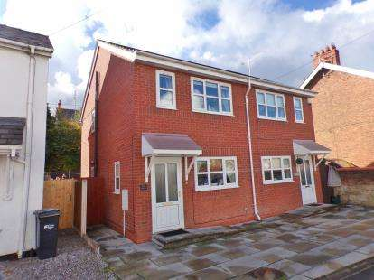 3 Bedrooms Semi Detached House for sale in High Street, Bagillt, Holywell, Flintshire, CH6